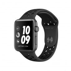 Смарт годинник Apple Watch Nike+ Series 3 GPS, 38mm Space Grey Aluminium with Anthracite/Black Nike Sport Band