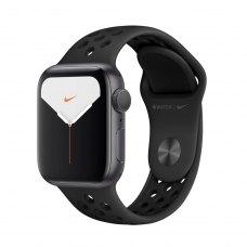 Смарт годинник Apple Watch Nike+ Series 5 GPS, 44mm Space Grey Aluminium with Anthracite/Black Nike Sport Band - S/M & M/L