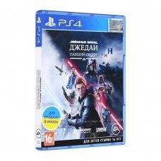 Гра для PS4 Star Wars Jedi: Fallen Order [Blu-Ray диск]