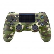 Геймпад бездротовий PlayStation Dualshock 4 V2 Green Cammo (9895152)