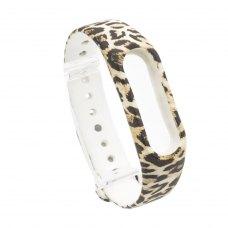 Браслет для Xiaomi Mi Band 4 / 3 (silicone) Leopard