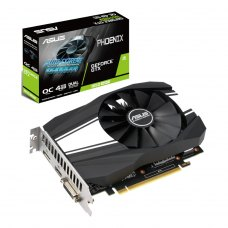 Відеокарта Asus PCI-Ex GeForce GTX 1650 Super Phoenix O4G OC 4GB (PH-GTX1650S-O4G) GDDR6 128bit