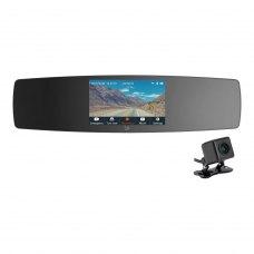Відеореєстратор, YI Mirror Dash Camera Black (YI-89029)