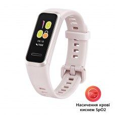 Фітнес-трекер Huawei Band 4, Sakura Pink
