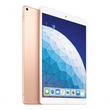 Планшет Apple 10.5-inch iPad Air Wi-Fi + Cellular 64GB - Gold, Model A2123 2019
