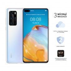 Смартфон Huawei P40 Ice White