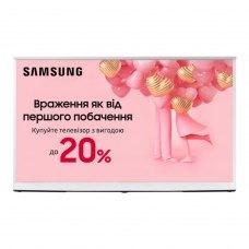 Телевізор Samsung QE49LS01TAUXUA, 49 4K, Smart TV