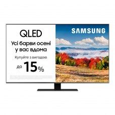 Телевізор Samsung QE49Q80TAUXUA