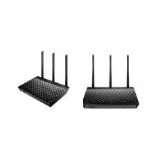 Маршрутизатор Wi-Fi Asus RT-AC66U 2 Pack (RT-AC66U-2PK)
