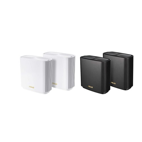 Маршрутизатор Wi-Fi Asus ZenWiFi XT8 2PK (XT8-2PK-BLACK)