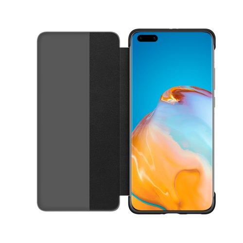 Чохол Huawei P40 Pro Smart View Flip Cover, Black