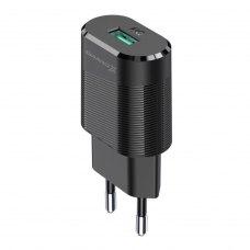 Мережевий зарядний пристрій Grand-X CH-17 USB 5V 2,1A із захистом від перевантаження