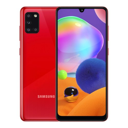 Смартфон Samsung Galaxy A31 64Gb (A315F) Red