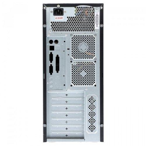 Корпус 500Вт БЖ Asus VENTO TA-863 Black (90-PL863AF5C4-53C-)