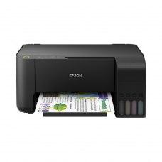 Багатофункціональний пристрій EPSON L3110  (C11CG87405) струменева, кольорова, A4, 5760 x 1440, планшетний, USB
