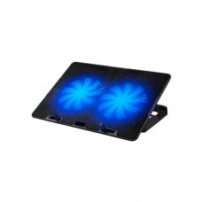 Охолоджуюча підставка для ноутбука ProLogix DCX-A101(033) no controller Black