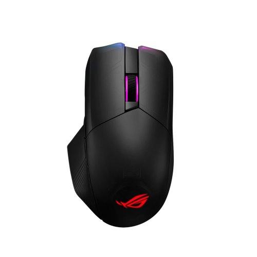 Мишка дротова ігрова, Asus ROG Chakram WL Black (90MP01K0-BMUA00)