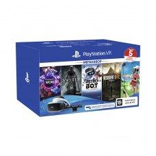 Окуляри віртуальної реальності PlayStation VR MegaPack (5 ігор у комплекті)
