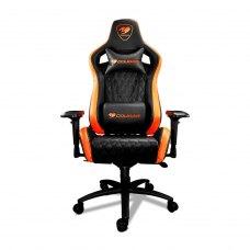 Крісло для геймерів Cougar Armor Black/Orange
