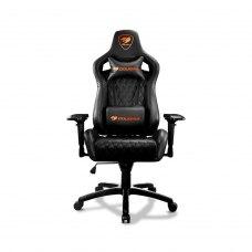 Крісло для геймерів Cougar Armor S Black чорний