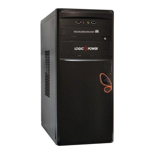Корпус LogicPower 3802 Black (3802-400) 400Вт