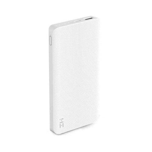 (УЦІНКА!) Зовнішній акумулятор PowerBank Xiaomi ZMI Power Bank 10000 mAh QB810, White** потертості на корпусі