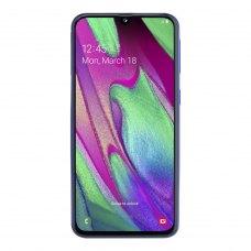(УЦІНКА)Смартфон Samsung Galaxy A40 (A405F) Blue ** мікро потертості, вітринний
