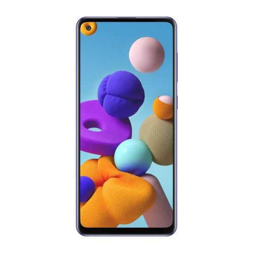 Смартфон Samsung Galaxy A21s (A217F) Blue