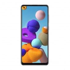 Смартфон Samsung Galaxy A21s (A217F) Black
