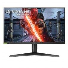 Монітор LG UltraGear 27GN750-B, 27, IPS, 1920x1080, 240Гц