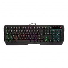 Клавиатура A4Tech (Q135 Bloody) USB, игровая, неоновая подсветка,Black