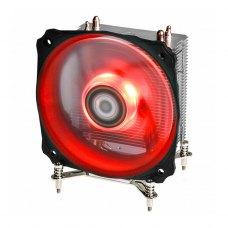 Кулер для процесоора, ID-COOLING SE-912i-R (Red LED) 120мм