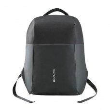 Рюкзак для ноутбука CANYON 15.6, анти-кража, USB 2.0, Чорний (CNS-CBP5BB9)