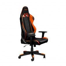 Крісло для геймерів Canyon Deimos CND-SGCH4 Чорний-Оранжевий (CND-SGCH4)