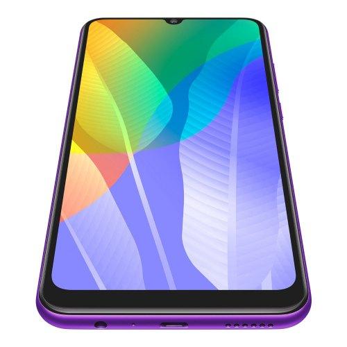 Смартфон Huawei Y6p 2020 Phantom Purple