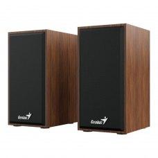Акустична система 2.0, Genius SP-HF180 USB Wood (31730029400)