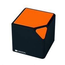 Акустична система CANYON CNE-CBTSP2BO Portable Bluetooth, Black-Orange (CNE-CBTSP2BO)