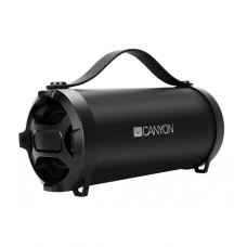 Акустична система CANYON CNE-CBTSP6 Portable Bluetooth, 10 Вт, FM, Black  (CNE-CBTSP6)