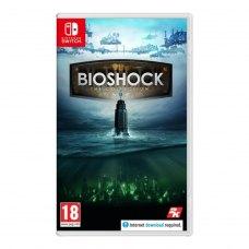 Гра BioShock: The Collection для Nintendo Switch (5026555068031)