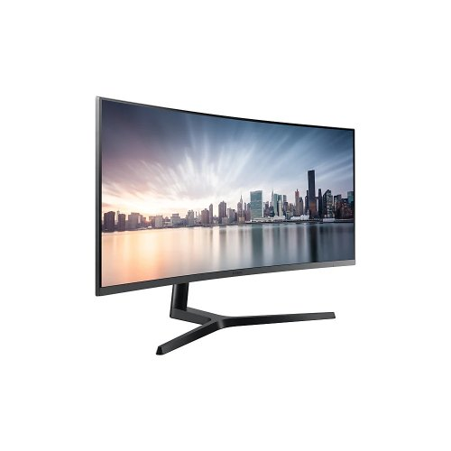 Монітор, Samsung Curved C34H890 (LC34H890WGIXCI), 34, VA, 3440x1440, 100Гц