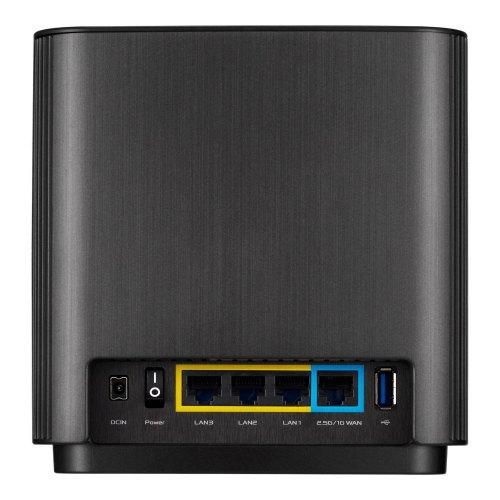 Маршрутизатор Wi-Fi Asus ZenWiFi XT8 1PK (XT8-1PK-BLACK)