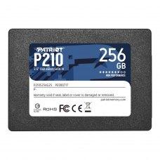 SSD  256GB Patriot P210 2.5 SATAIII TLC (P210S256G25)