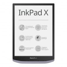 Електронна книга PocketBook X Metallic Grey (PB1040-J-CIS)