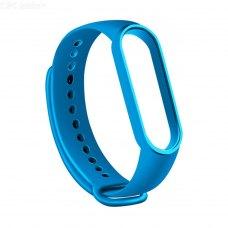 Браслет для Xiaomi Mi Band 5 (silicone) Blue