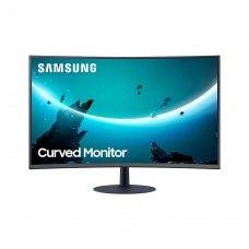 Монітор Samsung Curved C27T55 (LC27T550FDIXCI), 27, VA, 1920x1080, 75Гц