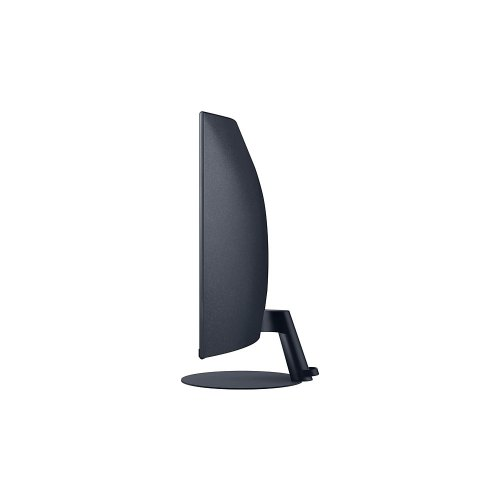 Монітор, Samsung Curved C27T55 (LC27T550FDIXCI), 27, VA, 1920x1080, 75Гц