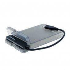 Зовнішня кишеня 2,5, Grand-X для HDD 2,5 USB 3.1 Type-C (HDE31)