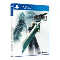 Гра PS4 FINAL FANTASY VII REMAKE [Blu-Ray диск]