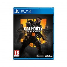 Гра PS4 Call of Duty: Black Ops 4 [Blu-Ray диск]