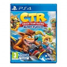 Гра PS4 Crash Team Racing [Blu-Ray диск]